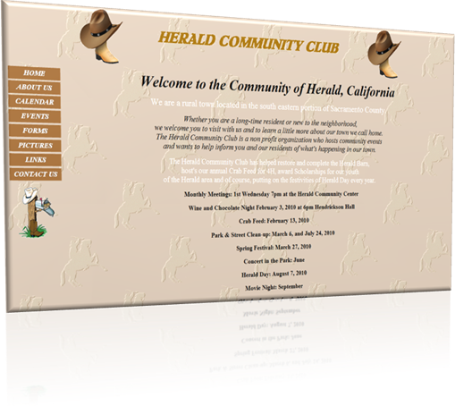 Herald Community Club